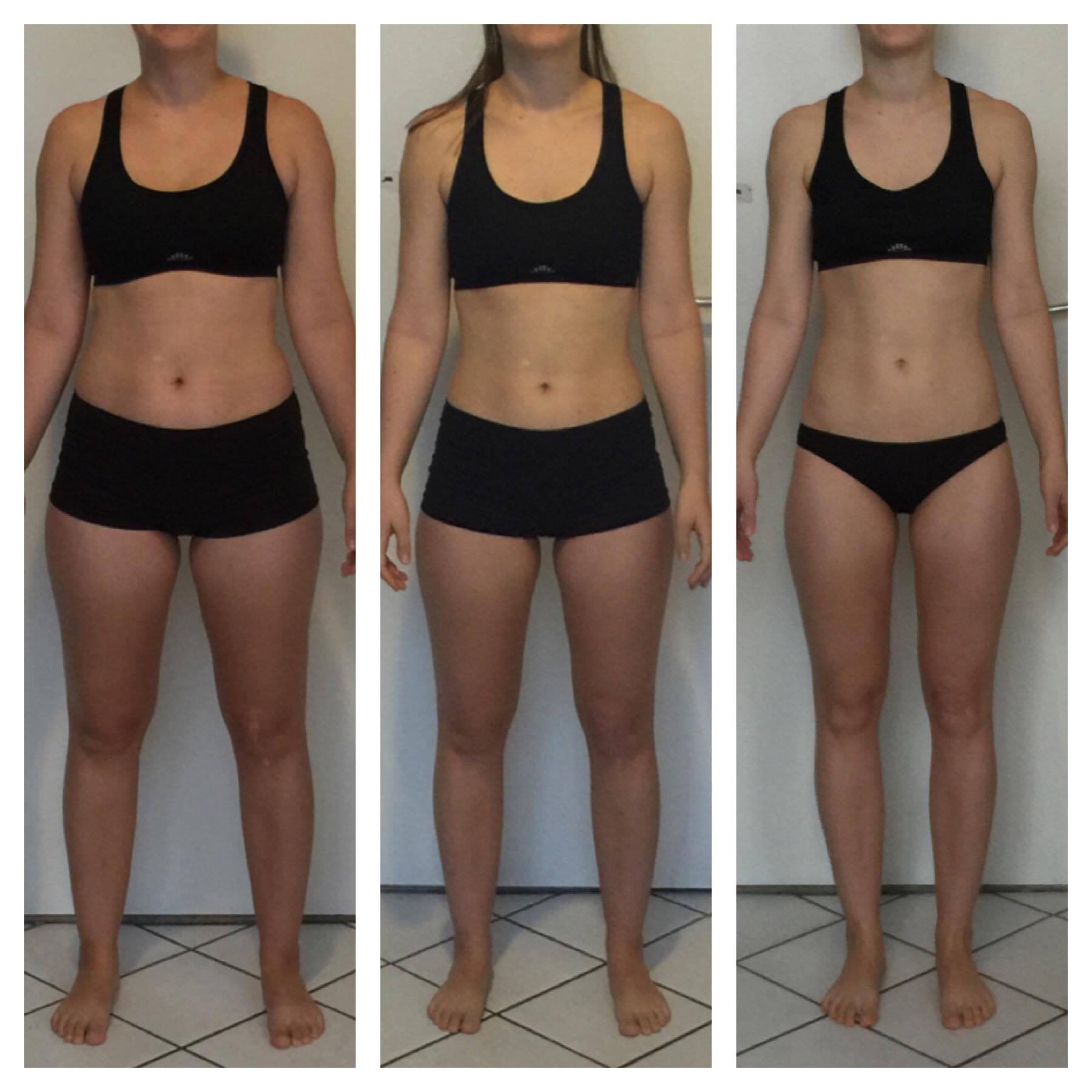 tab 10 kg på 20 dage