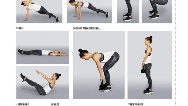 elastik træning øvelser